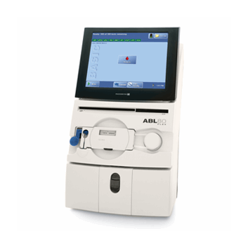 ABL80 FLEX BASIC blutgas analytoren